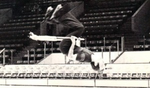 Ken Shook - Fire Hoop