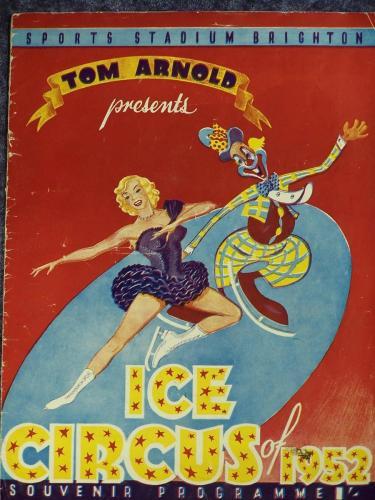 Ice Circus of 1952
