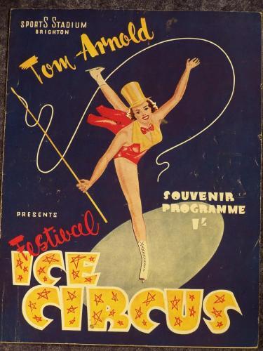 Tom Arnold Ice Circus