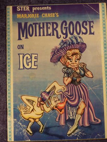 Mother Goose On Ice
