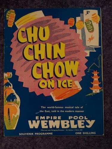 Chu Chin Chow On Ice