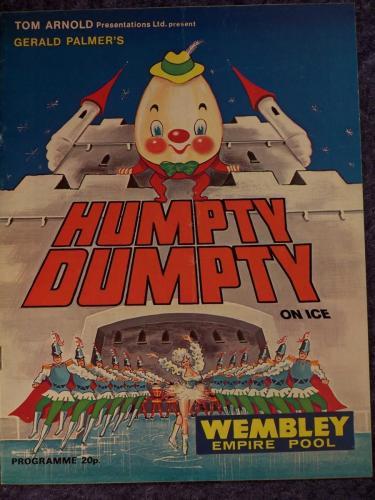 Humpty Dumpty On Ice