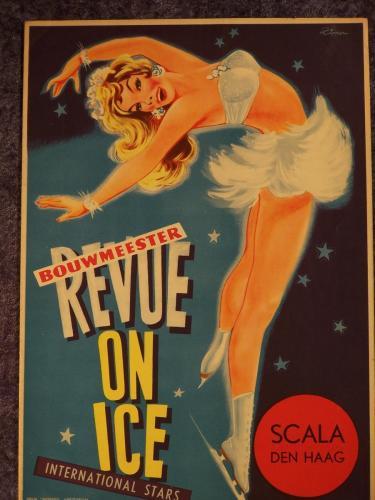 Bouwmeester Revue On Ice