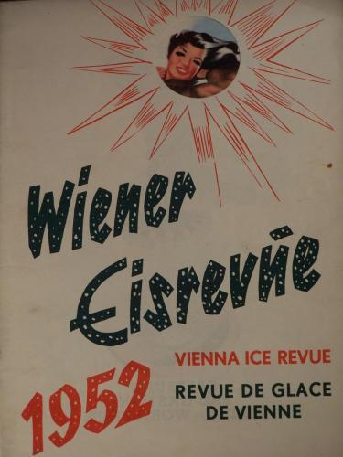Weiner Eisrevue 1952