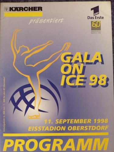 Gala On Ice '98