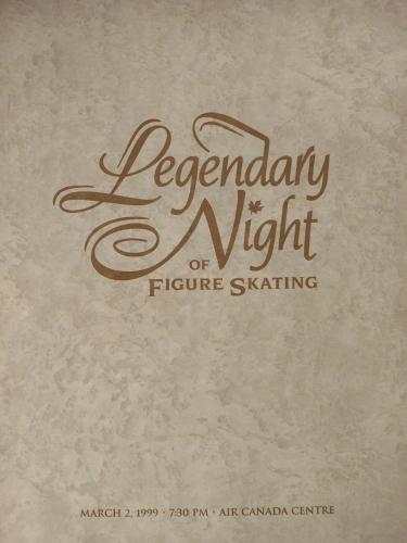 Legendary Night of Figure Skating