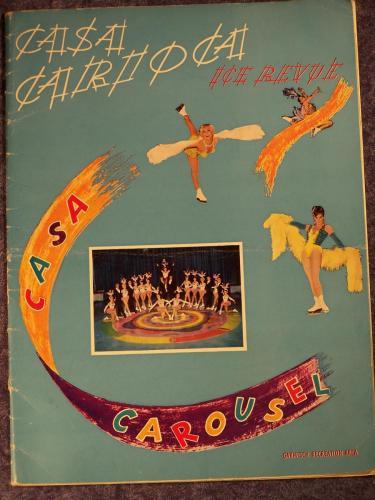 Casa Carioca Ice Revue