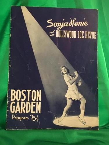 Sonja Henie Hollywood Ice Revue