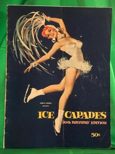 Ice Capades 20th